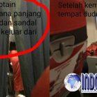 Viral, Kedapatan Sekeluarga Masuk Kokpit Saat Pesawat Sedang Terbang