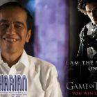 Jokowi Ibaratkan Film 'Game of Throne' Ekonomi Negara-Negara Maju!