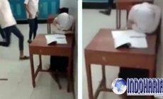 Permalink to Viral! Siswa Tendang Siswi SMP Langsung Ditahan Polisi