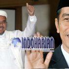 Rizieq Merasa Senang PA212 bertemu Jokowi??