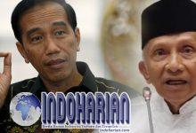 Amien Menghujat Jokowi Lagi dan Lebih Sadis!!
