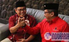 Permalink to Permalukan Demokrat, Megawati 'Tertibkan' Hasto