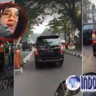 Viral! Sebuah Rekaman Memperlihatkan Mobil Anies Enggan Antre Saat Sedang Macet