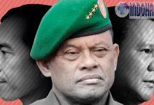 Koalisi Jokowi dan Prabowo Mencair, Poros Baru Gatot Segera!