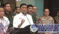 Permalink to Wiranto Maksa Jokowi: Jangan Kalah Pak, Anak Saya Makan Apa?