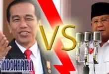 Permulaan Pertarungan Prabowo Dan Jokowi Baru Akan Dimulai