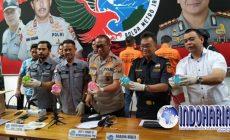 Permalink to Polisi Ringkus Sindikat Penyelundupan Sabu Cair Dari Malaysia