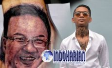 Permalink to Sangat Mencintai Ahok, Young Lex Nekat Tattoo Wajah Ahok Ditangan!!!