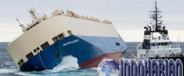 Kapal Kargo Tenggelam, SAR Temukan Benda Aneh Ini Di Kapal!