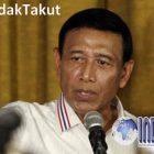 Warga Dengan KamiTidakTakut Menggema, Wiranto Bersuara