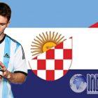 Argentina Dipermalukan Kroasia, Messi Tak Berkutik!!
