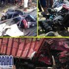Kecelakaan Di Desa Jatisawit, Puluhan Orang Tewas!!