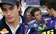 Permalink to Pengakuan Marc Marquez Persoalan Senggol Rossi