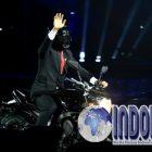 Jokowi Bermoge di pembukaan Asian Games, Ini Komentar Kaesang