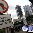 Masuk Bulan Oktober, Kendaraan Roda Dua Dilarang Masuk ke Jalan Ini
