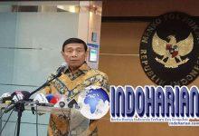 Terkait senjata Ilegal, Wiranto Luruskan Peryataan Gatot