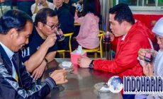 Permalink to Jelang Pemilu, Jokowi Bersantai Di Malang Dengan Secangkir Kopi