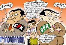 Fahri Hamzah Menduga Kalau KPK Sengaja Menyerang DPR Dengan Kasus E-KTP