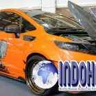 Kerennya Honda Jazz Modifikasi di Bandung