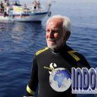 Pecahkan Rekor Penyelam Tertua Di Dunia, Begini Dia Sekarang