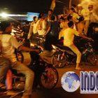 Polisi Tindak Tegas Massa Takbir Keliling!!