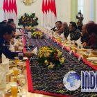 Perekonomian China Menurun, Jokowi Kumpulkan Bupati!!