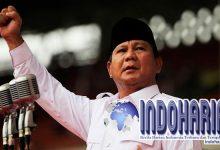 Heboh!! Dana Perjuangan Capres Prabowo Mencapai RP 10Triliun!
