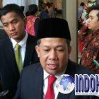Fadli ZonMendadak Menjadi Pimpinan Sidang Tahunan Karena..