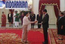 Wow, Jokowi Mendapat Surat Kepercayaan Dari 9 Duta Besar LBBP