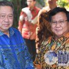 Demokrat-Gerindra Bahas Sandi Cawapres Prabowo