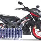 Honda Sonic Diperbaharui, Begini Kata AHM!!