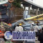 Helikopter Jatuh di Morowali Menewaskan Enam Orang Cina!!