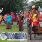 Lomba Balap Becak Kartini Dikota Solo Oleh KPK!