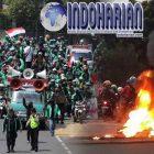 Jalan Ditutup!! Karena Demo Ojol Jakarta?