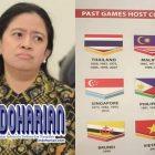 Terkait Bendera Terbalik, Puan Protes Keras!!