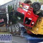 Jembatan Widang Ambruk Ternyata Ini Penyebabnya!!