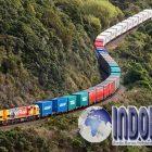 WOW! Jalur Kereta Terindah Di Dunia Ini Wajib Kunjungi