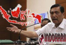 Kunjungi China, Luhut Pamer Paket Pembangunan Indonesia