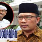 Bakal Bersanding Dengan Dedi Mulyadi, Begini Reaksi Ridwan Kamil