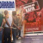 BREAKING NEWS: Pelaku Penyebaran Poster 'Garudaku Kafir' Sudah Ditangkap!!!