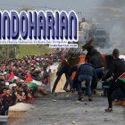 Aksi Diperbatasan Gaza Yang Kejam!!!