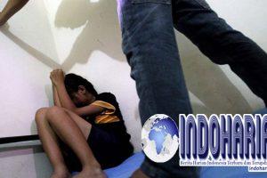 Ayah Menghamili Anak Kandung di Tangkap di Medan