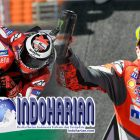 Hebat!!! Lorenzo Raih Pole Position Kali Pertama
