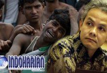 Ganjar Pranowo: Dalam Aksi Bela Rohingya Jangan Membawa Isu Islam-Buddha