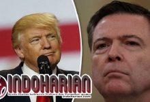 Ngeri !!! Skandal Trump Dengan Mantan Direktur FBI