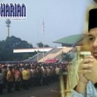 Fahri Hamzah Memimpin Upacara HUT RI di Kompleks Parlemen, Ini Yang Disampaikannya