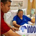 Heboh!! SBY Sakit Dan Dirawat, Prabowo Batal Bertemu SBY