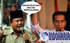 Permalink to Jokowi Sentil Prabowo: Jangan Pilih Pemimpin Yang Tak Berpengalaman