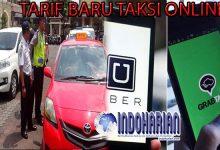 Pengguna Jasa Online Ketahui Harga Tarif Baru Taksi Online
