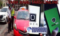 Permalink to Pengguna Jasa Online Ketahui Harga Tarif Baru Taksi Online